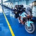 Ferry from Hornopiren