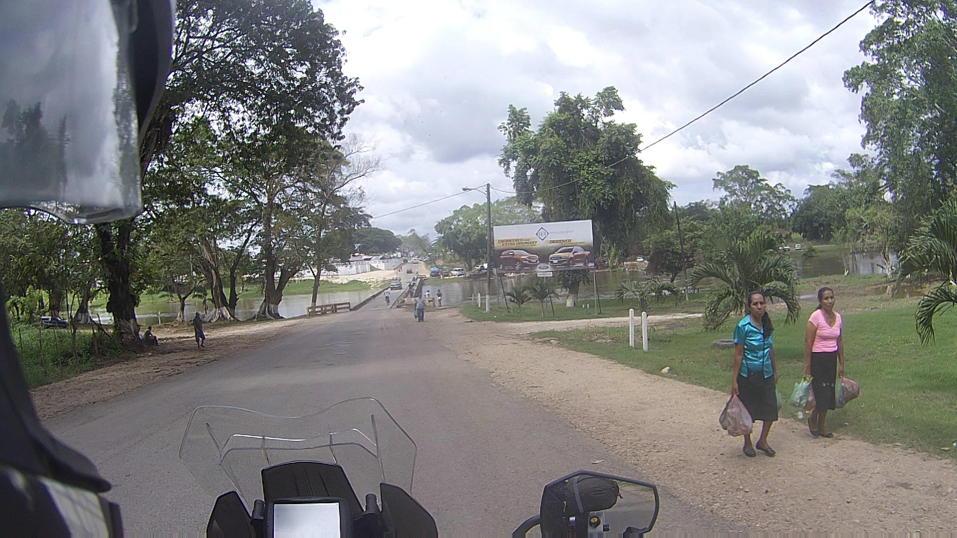 San Ignacio, Belize to Flores, Guatemala