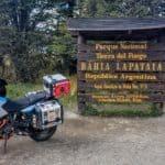 Bahia Lapataia, Tierra del Fuego Province, Argentina